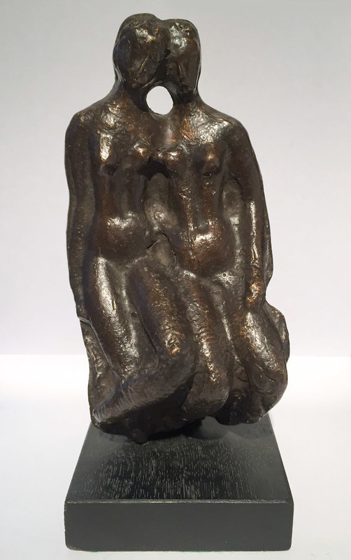 Moissej KOGAN - Escultura - Amies lll