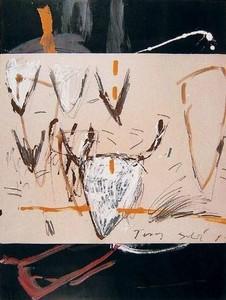"""Tony SOULIÉ - Pintura - """"Tryptique"""""""