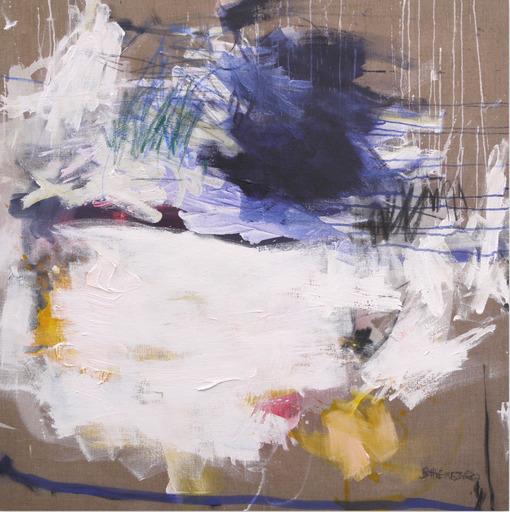 Daniela SCHWEINSBERG - Painting - A Breath of Summer VI