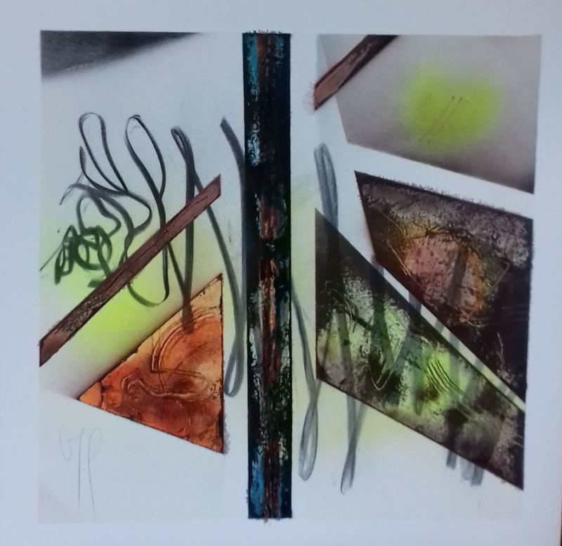 Eric JEUNEHOMME - Peinture