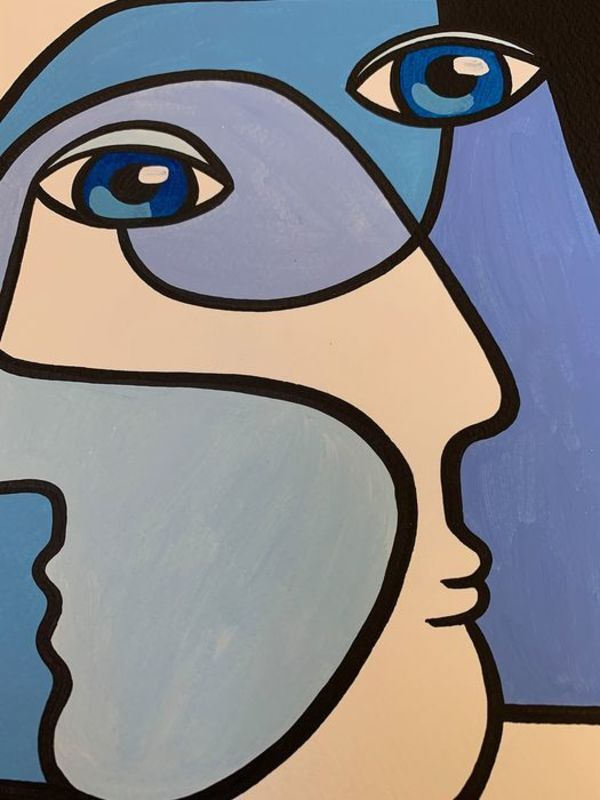 Laurent FOLCO - Peinture - AQUADIKI