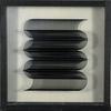 Ennio CHIGGIO - Sculpture-Volume - Studio 1 per interferenza lineare 12.3