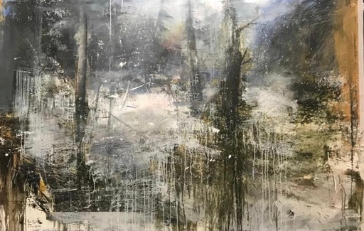 Antonio PEDRETTI - Pintura - Nevicata
