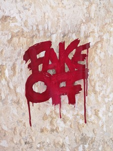 ARno SEBBAN - Sculpture-Volume - Fake Off