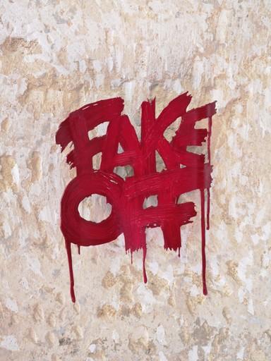 ARno SEBBAN - 雕塑 - Fake Off