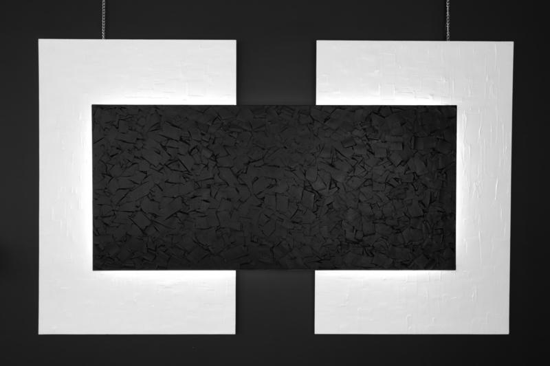 Marco GUGLIELMI REIMMORTAL - Painting - DUO #2