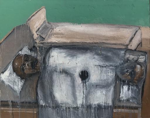 LI Yawei - Pittura - Empty Bed
