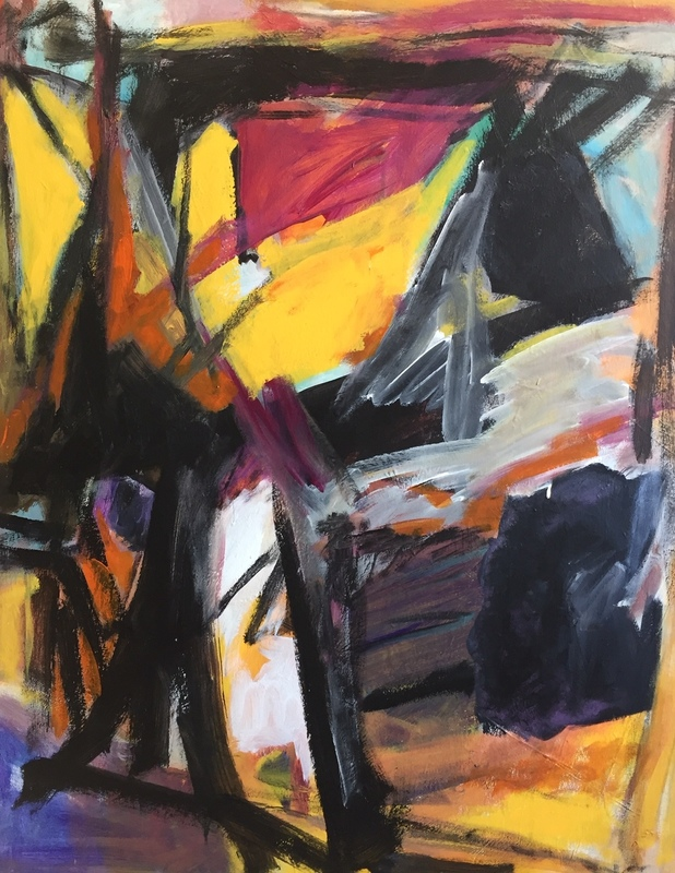 Irène DARGET-BASTIEN - Painting - YSTA
