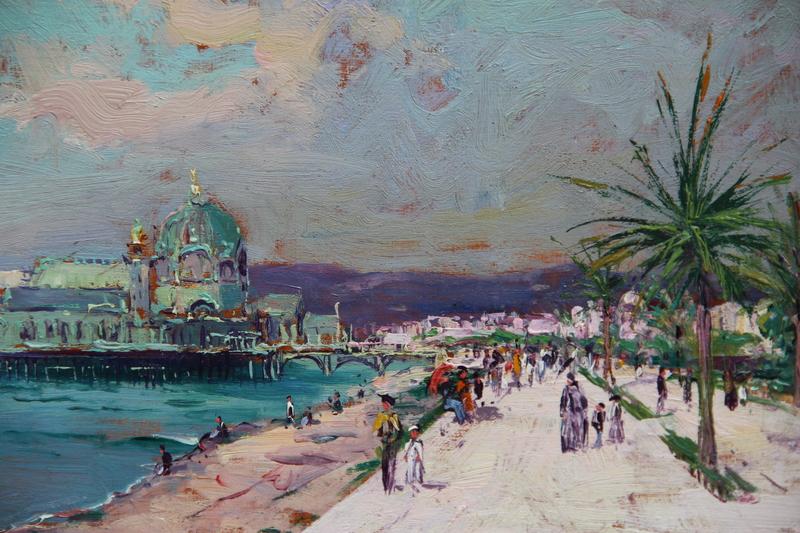 Alexandre Isailoff Nice Promenade Des Anglais Et Ancien