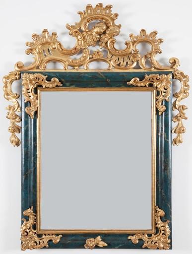 Barocker Wandspiegel