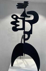 Antonine DE SAINT-PIERRE - Sculpture-Volume - Le Baiser