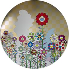 Takashi MURAKAMI - Print-Multiple - A Memory of Him and Her on a Summer Day