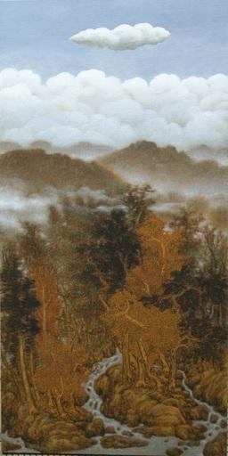 GAO Huijun - Pittura - Untitled