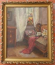 Ritta BOEMM - Pintura - Interior Rooms