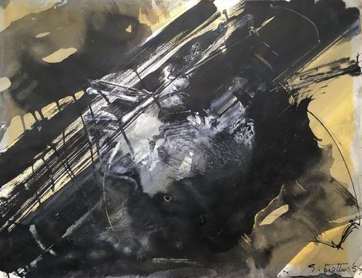 Gianni BERTINI - Drawing-Watercolor