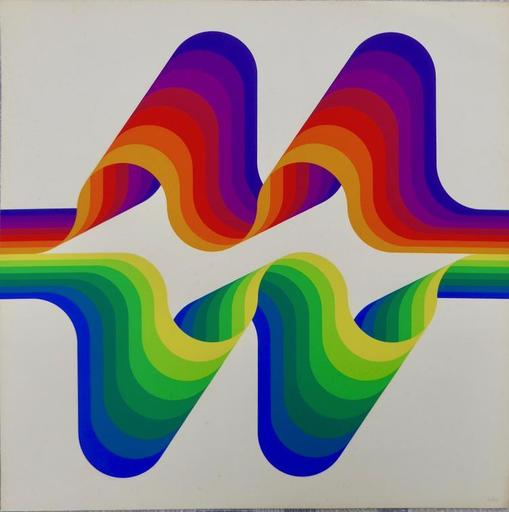 Julio LE PARC - Druckgrafik-Multiple -  La Longue Marché