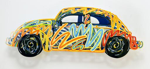 大衛•葛爾斯坦 - 雕塑 - Beetle