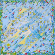Carlo VANCHIERI - Painting - Compiti per casa