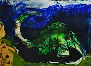 Mario SCHIFANO - Pintura - S.T.