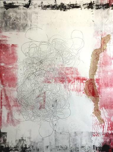 Aurélie LAFOURCADE - Dessin-Aquarelle - SANS TITRE 1