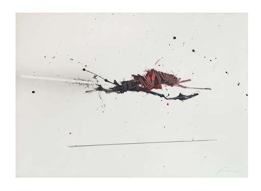 Emilio SCANAVINO - Peinture - Studio