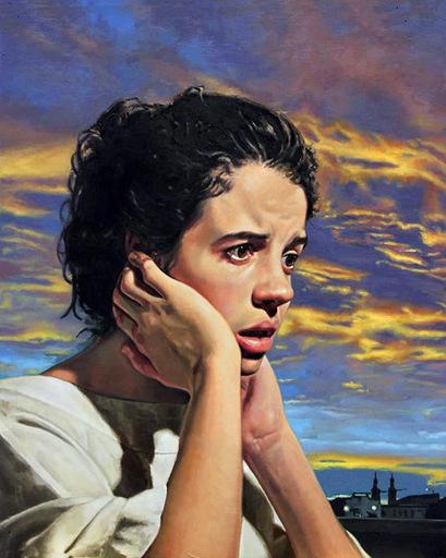 Jorge PÉREZ PARADA - Painting