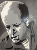 MR BRAINWASH - Pintura - Jackson Pollock (on Steel Panel)