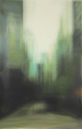 Jean-Marc AMIGUES - Pittura - Hong kong 4