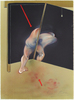Francis BACON - Grabado -  Study from the Human Body