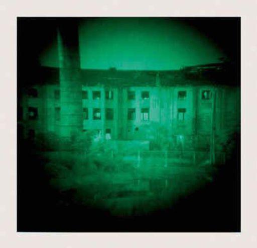 托马斯·鲁夫 - 版画 - Nacht 7 I