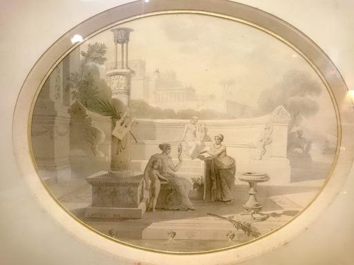 Jules Frédéric BOUCHET - 水彩作品