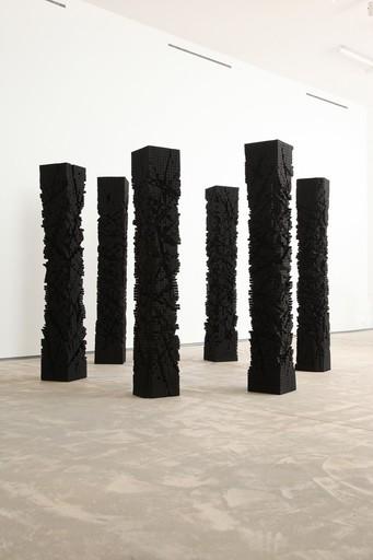 Shayne DARK - Sculpture-Volume - Heroes