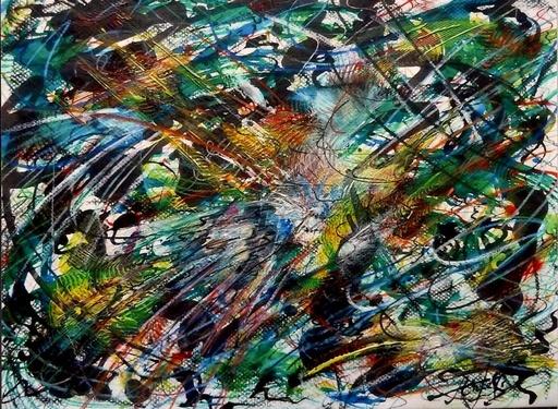 Didier ANGELS - Peinture - Ivresse et Ardeur 001