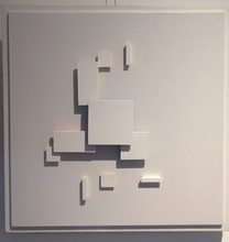 Luis TOMASELLO - Sculpture-Volume - Atmosphere Chromo-plastique No. 883