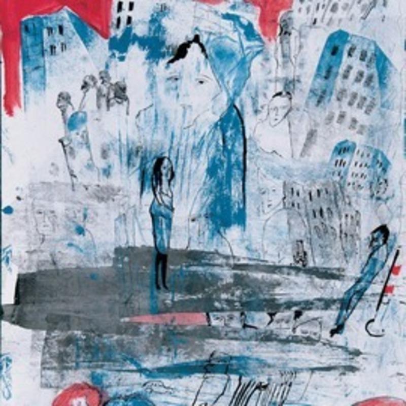 Zvi MILSHTEIN - 绘画 - A la recherche de...