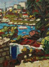"""Vladimir YACHKE - Painting - """"Appolonoka"""""""