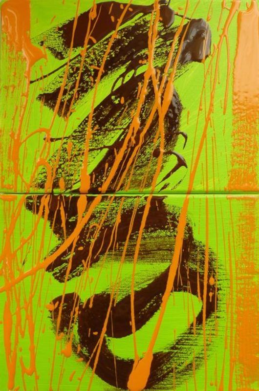 Marie Edmée SEGUIN - Painting - Jazz