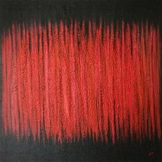Ulie SCHWAB - Pintura - Red Vision