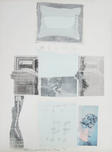 Robert RAUSCHENBERG - Grabado - Two Reasons Birds Sing, 100
