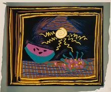 Pablo PICASSO (1881-1973) - Nature Morte A La Pasteque