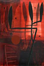 Angelo CASCIELLO - Pittura - Senza Titolo