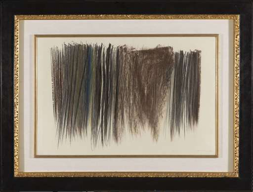 Hans HARTUNG - Painting - 1960-144