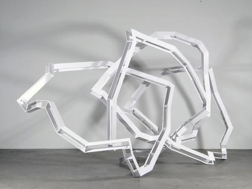 Nicolas SANHES - Skulptur Volumen - Untitled