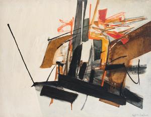 Huguette Arthur BERTRAND - Painting - Comarave