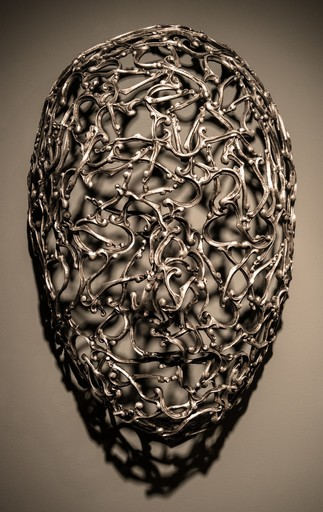 Dale DUNNING - Scultura Volume - Snakes & Letters