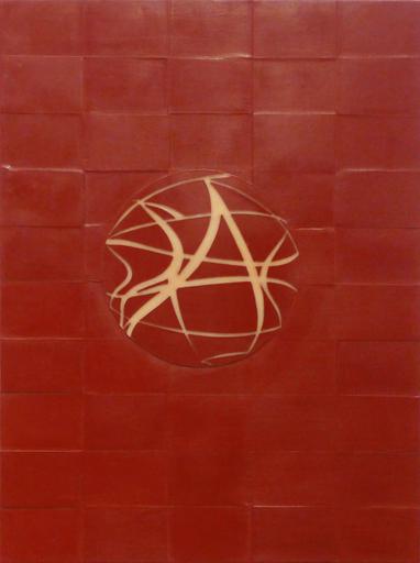 Domenico BIANCHI - Painting - Rojo