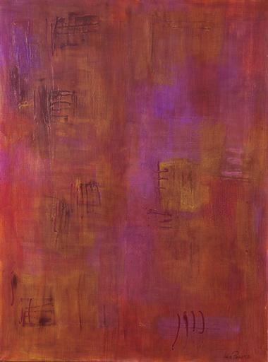Lelia PISSARRO - Pittura - Transparency of Mental Content