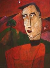 Francis BERTHAULT - Peinture - bein oui ou non