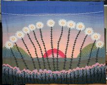 Ivan RABUZIN - Tapestry - Sunset