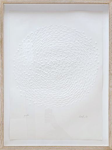 Günther UECKER - Print-Multiple - Spirale (#2)